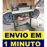 Projeto Serra Fita Para Madeira + Brinde - Frete Grátis