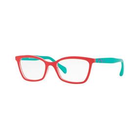 Óculos De Grau Kipling Kp3106 F970 Vermelho Verde Lente Tam 14999bc5f9