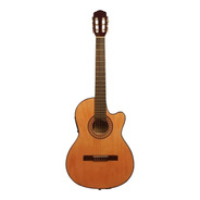 Guitarra Electroacústica Nylon Gracia M6 Eq - Cuotas!!!