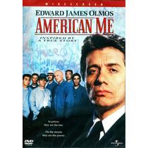 Dvd Santana ¿ Americano Yo ? ( American Me ) 1992 - Edward J
