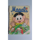 Revista Em Quadrinhos Gibi Magali Número 30 Editora Globo