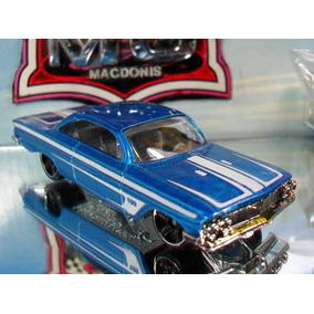 Hot Wheels 2012 Hw Premiere Chevy Gm Impala 61