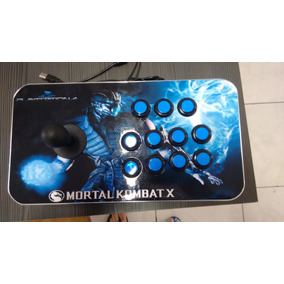 Controle Arcade Para Ps1e2 Ou Ps3 E Pc (temos Para Xbox360)