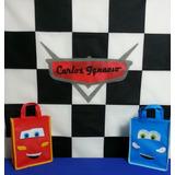 Cotillones Infantiles Cars (rayo Mcqueen Y Sally)