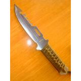 Cuchillo Caceria Supervivencia Tipo Rambo