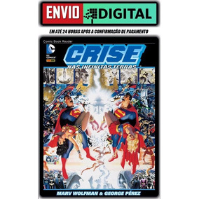 Crise Nas Infinitas Terras - Formato Cbr - Envio Digital