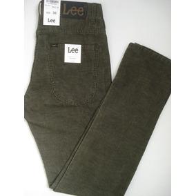 Pantalon Lee Macky Corderoy Chupin Importado Super Rebajados