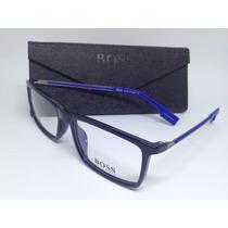 Armação Óculos De Grau Hugo Boss.