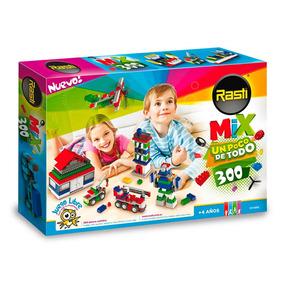 Juguetes Rasti 01-1059 Mix 300 Piezas