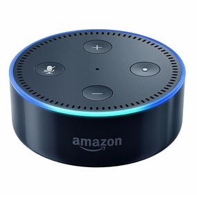 Echo Dot 2 (nueva Version)- Amazon - Asistente Virtual - Cba