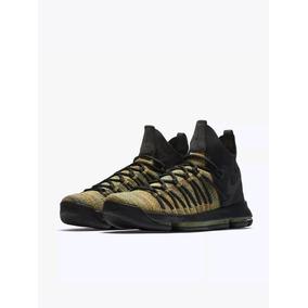 Nike Zoom Kd 9 Elite - Nuevas Us 9- 27cm Kevin Durant