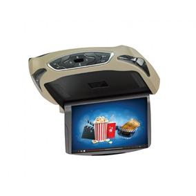 Pantalla Hf-dvdmt10 Para Techo De 10 Con Reproductor De Dvd