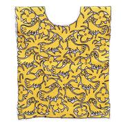 Huipil Tradicional, Textil Color Amarillo. Aripo