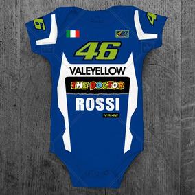 5f0850e4dd Kit 2 Body + Camiseta Adulto Valentino Rossi 46 The Doctor