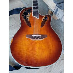 Ovation Celebrity Deluxe Cc257 Electro Acustica Guitarra
