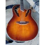 Guitarra Electro Acustica Ovation Celebrity Deluxe Cc257