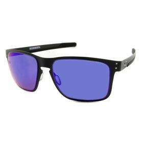 d738e695992e8 Óculos De Sol Oakley Holbrook Lente Violet Iridium Oculos - Óculos ...