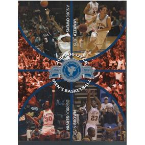 Revista Basketball Colegial 2005-06 Texas-san Antonio