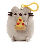 Peluche Llavero Pizza Pusheen Clip - Kawaii Atelier