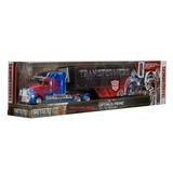 Jada Die Cast Metales 1:64 Transformers Optimus Prime Ultimo