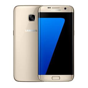 Samsung Galaxy S7 Edge 32gb Ram 4gb Libre De Fabrica - Gold