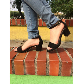 387a17f8 Zapatos Mujer Bajitos Para Damas Elegantes Azul - Zapatos para Mujer ...