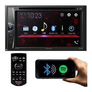 Multimídia Player 2 Din Pioneer Bluetooth 6.2 Avg-g228bt