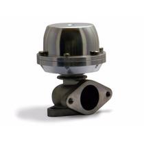 Valvula Wastegate 38mm Fueltech Ftx Prata V-band Turbo