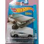 Miniatura Hot Wheels Delorean De Volta Para O Futuro Mattel