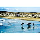 Cabo Polonio - Surf - Rocha Uruguay - Lámina 45x30 Cm.