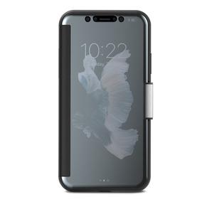 Funda Iphone X Moshi Stealth Gunmetal Gris