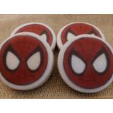 Cookies- Galletas Decoradas Personalizadas- Hombre Araña-