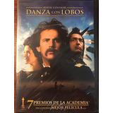 Dvd Danza Con Lobos / Dances With Wolves
