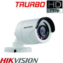 Câmera Bullet Hikvision Turbo Hd Tvi 720p Lente 3,6 Promocao