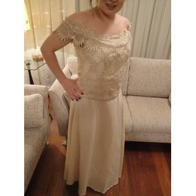 Vestido De Festa Casamento Formatura Eventos Para Senhoras