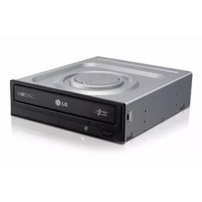 Drive Gravador Optico Dvd-rw 12x/48x Sata Interno Pc Novo