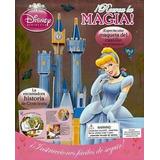 Disney Princesa -¿recrea La Magia!- (c/maqueta Del Castillo