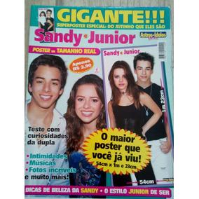 Sandy E Junior - Poster Gigante (1m 23cm Por 54 Cm)
