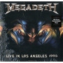 Megadeth - Live In Los Angeles 1995 (vinilo)