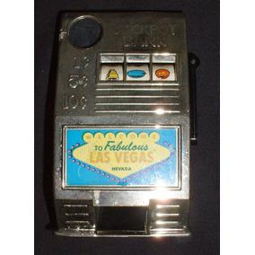 Juguete Maquinita Traga Monedas Souvenir Las Vegas