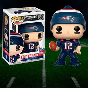 Funko Pop! Nfl Tom Brady New England Patriots [frete Grátis]
