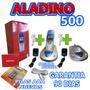 Teléfono Inalambrico Aladino 500 Con Cargador Adicional