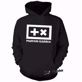 Blusa De Moletom Masculina Dj Martin Garrix - Nova - Umf