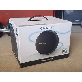 Caixa De Som Harman Jbl Omni10 - Bluetooth - Wifi - C/nota