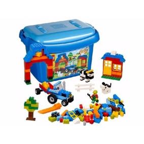 Caja Bloques De Lego Para Construir Modelo 4626
