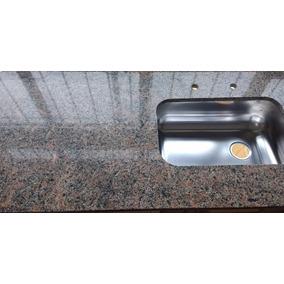 Mesada Orcollano Ciega De 1,25 X 0,62 Metros. Fábrica