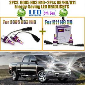 Chevrolet Silverado 1500 2500 3500 Led 250w Linterna Alta...