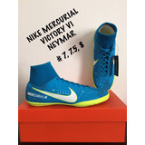 Tenis Futbol Nike Neymar Mercurial # 26 27 27.5 28 Cm 100% O