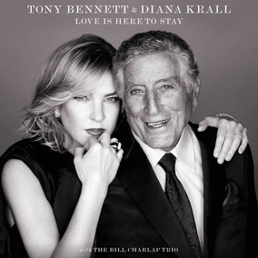 Vinilo Tony Bennett Diana Krall Love Is .. -nuevo En Stock