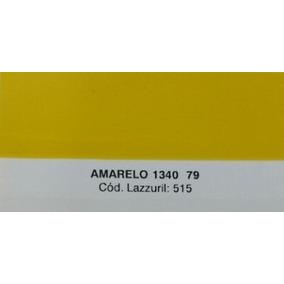 Tinta Automotiva Pu Amarelo 1340 Mercedes Kit C\ 3,6 Litros
